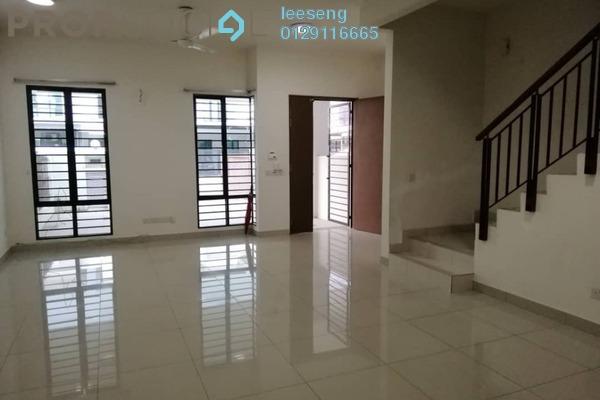 For Rent Terrace at Setia Indah, Setia Alam Freehold Semi Furnished 4R/3B 1.49k