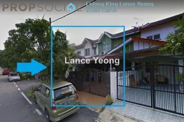 For Sale Terrace at Rawang Perdana 1, Rawang Freehold Unfurnished 0R/0B 292k