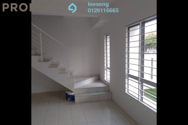 For Rent Semi-Detached at Setia Impian, Setia Alam Freehold Unfurnished 4R/3B 1.3k