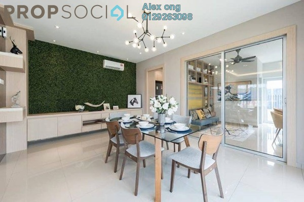 For Sale Condominium at Taman OUG, Old Klang Road Freehold Fully Furnished 3R/2B 389k