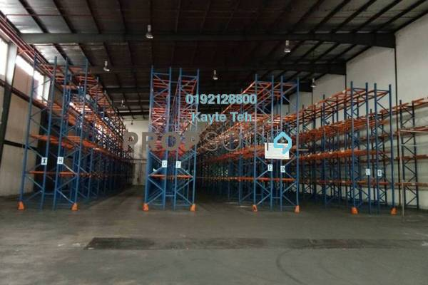 For Rent Factory at Section 27, Shah Alam Freehold Unfurnished 0R/0B 40k
