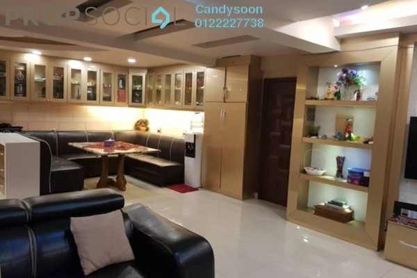 For Rent Condominium at Fahrenheit 88, Bukit Bintang Freehold Fully Furnished 3R/2B 5k
