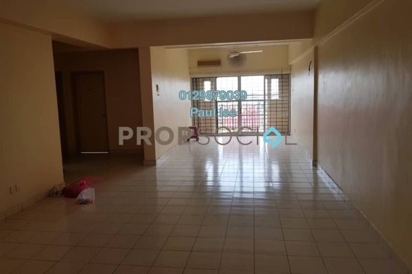 For Sale Condominium at La Vista, Bandar Puchong Jaya Freehold Semi Furnished 4R/3B 520k