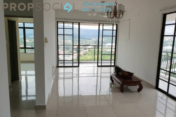 For Rent Condominium at One Damansara, Damansara Damai Freehold Semi Furnished 3R/2B 1.3k