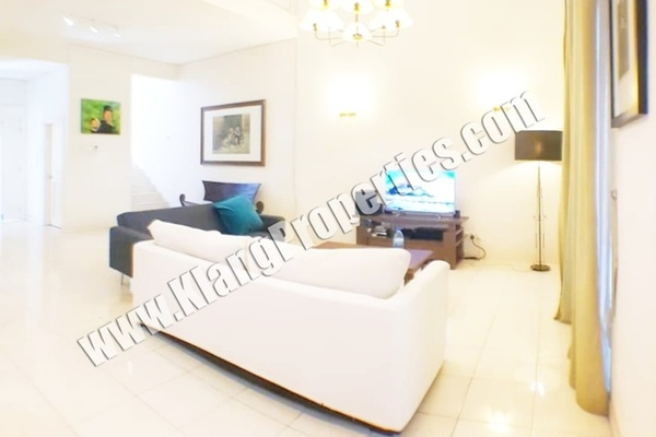 For Rent Semi-Detached at Glenmarie Cove, Port Klang Freehold Fully Furnished 5R/4B 4k
