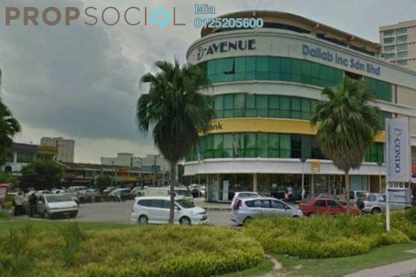 For Sale Office at Bayan Lepas Industrial Park, Bayan Baru Freehold Unfurnished 0R/0B 138k