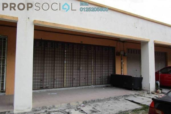 For Sale Shop at Klebang Putra , Chemor Freehold Unfurnished 0R/0B 150k
