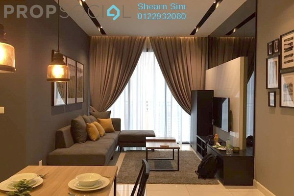 For Rent Condominium at Nadi Bangsar, Bangsar Freehold Fully Furnished 2R/2B 5.5k