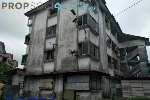 For Sale Apartment at Muara Tebas, Kuching Leasehold Unfurnished 0R/0B 78.7k