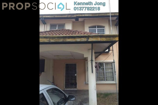 For Sale Terrace at Anggerik Liparis, Kota Kemuning Freehold Unfurnished 4R/3B 615k