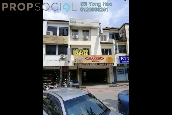 For Rent Office at Taman Kinrara, Bandar Kinrara Freehold Unfurnished 0R/0B 1.8k
