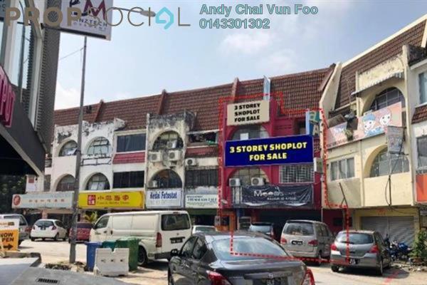 For Sale Shop at SS15, Subang Jaya Freehold Unfurnished 0R/0B 2.8m