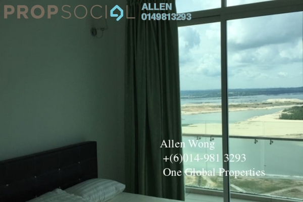 For Rent Condominium at Tropez Residences, Danga Bay Freehold Fully Furnished 2R/2B 1.6k