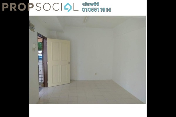 For Rent Terrace at Taman Pinggiran Putra, Bandar Putra Permai Freehold Semi Furnished 3R/2B 1.25k