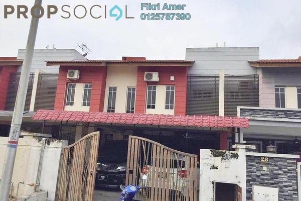 For Sale Terrace at Kampung Sungai Merab, Kajang Freehold Unfurnished 5R/3B 550k