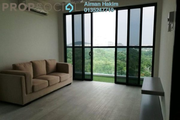 For Rent Serviced Residence at Sky Park, Cyberjaya Freehold Fully Furnished 1R/2B 1.45k