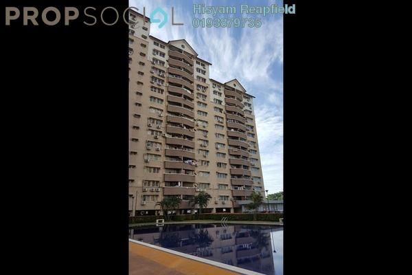 For Rent Condominium at Sentul Utama Condominium, Sentul Freehold Semi Furnished 3R/2B 1.35k