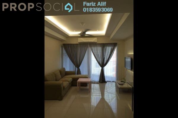 For Sale Condominium at Suria Jelutong, Bukit Jelutong Freehold Fully Furnished 2R/2B 530k