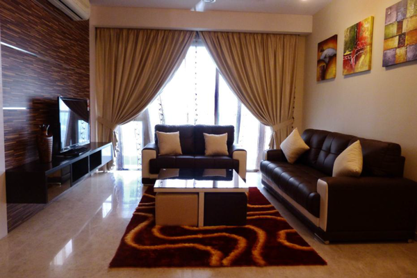 For Rent Condominium at myHabitat, KLCC Freehold Fully Furnished 3R/2B 4.6k