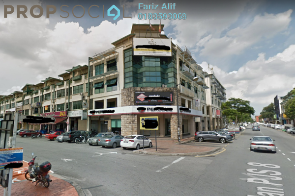 For Sale Shop at Sunway Mentari, Bandar Sunway Freehold Semi Furnished 0R/0B 6.2m