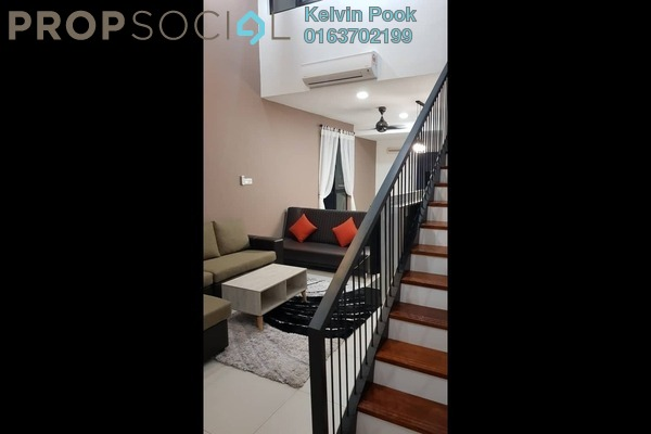 For Rent Condominium at Sawtelle Suites Cyberjaya, Cyberjaya Freehold Fully Furnished 1R/2B 1.6k