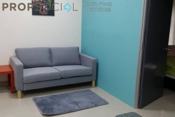 For Rent SoHo/Studio at Hyve, Cyberjaya Freehold Fully Furnished 1R/1B 1.3k