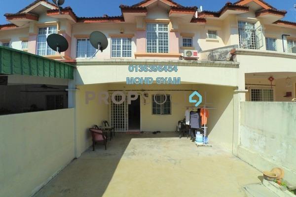 For Sale Terrace at Taman Seri Mewah, Kajang Freehold Semi Furnished 4R/3B 435k