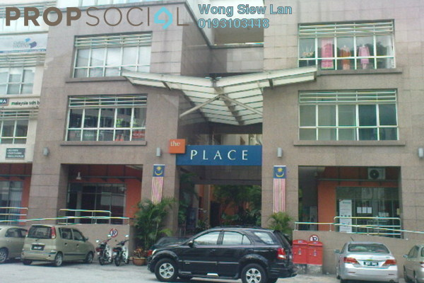 For Sale Office at Perdana The Place, Damansara Perdana Leasehold Unfurnished 0R/0B 650k
