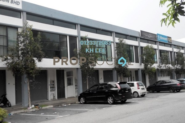 For Rent Office at Ken Rimba, Shah Alam Freehold Semi Furnished 0R/0B 1.4k