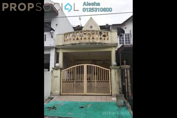 For Sale Terrace at Taman Mulia Jaya, Ampang Freehold Unfurnished 0R/0B 234k