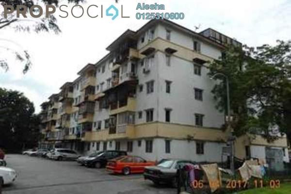 For Sale Apartment at Taman Cheras Awana, Cheras Freehold Unfurnished 0R/0B 130k