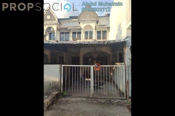 For Sale Terrace at Taman Mulia Jaya, Ampang Leasehold Semi Furnished 3R/2B 380k