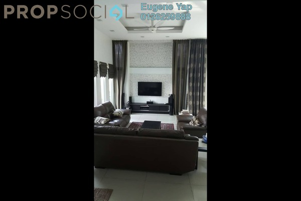 For Sale Bungalow at Laman Damaisari, Segambut Freehold Semi Furnished 6R/6B 2.48m