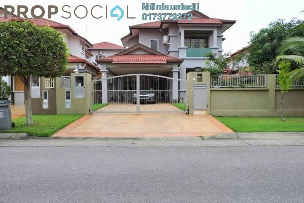 For Sale Semi-Detached at Garden City Homes, Seremban 2 Freehold Semi Furnished 6R/4B 980k