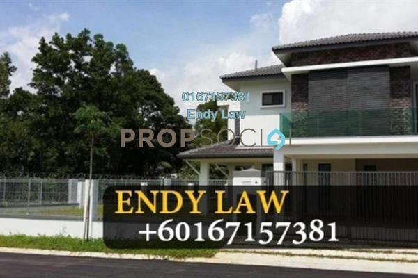 For Sale Semi-Detached at Superfield Plaza, Jelutong Freehold Unfurnished 6R/6B 1.75m