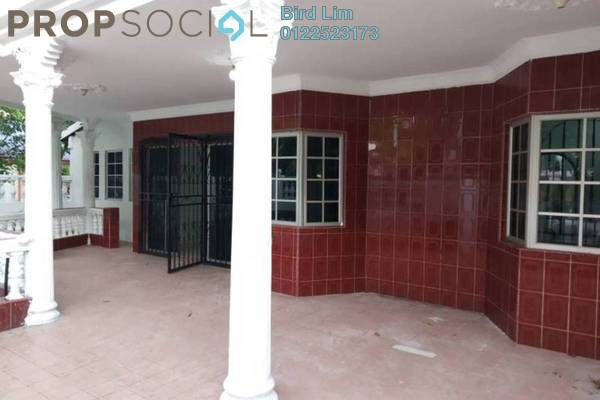 For Sale Terrace at Pandan Mewah, Pandan Indah Freehold Semi Furnished 3R/2B 746k