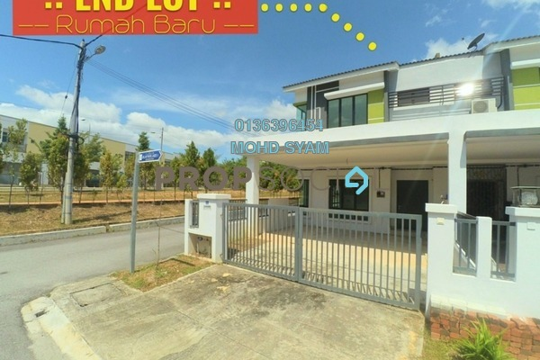 For Sale Terrace at Semenyih Parklands, Semenyih Freehold Unfurnished 4R/4B 498k