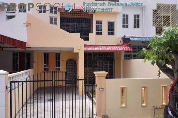 For Sale Terrace at Taman Skudai Baru, Skudai Freehold Unfurnished 4R/3B 415k
