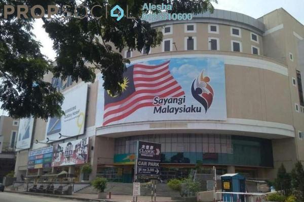 For Sale Shop at Megamal Pinang, Seberang Jaya Freehold Unfurnished 0R/0B 154k