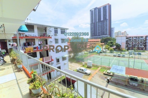For Sale Apartment at Section 1, Wangsa Maju Leasehold Unfurnished 2R/1B 225k