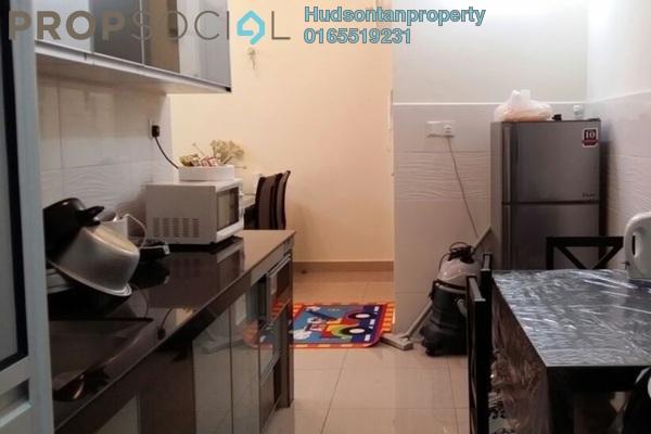 For Sale Condominium at Saville, Melawati Freehold Semi Furnished 4R/3B 560k