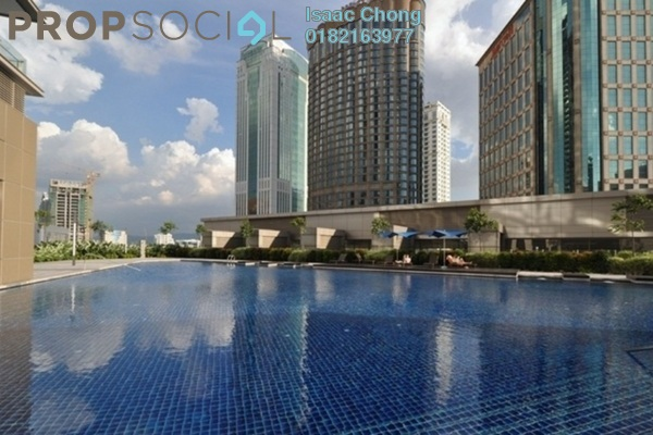 For Sale Condominium at K Residence, KLCC Freehold Fully Furnished 3R/3B 2.9m