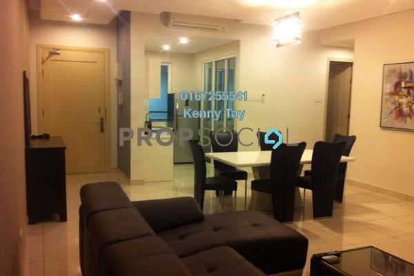 For Sale Condominium at Glomac Damansara Residences, TTDI Freehold Semi Furnished 3R/2B 900k