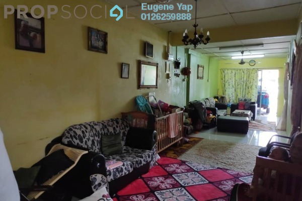 For Sale Terrace at Taman Ehsan, Kepong Freehold Semi Furnished 4R/2B 600k