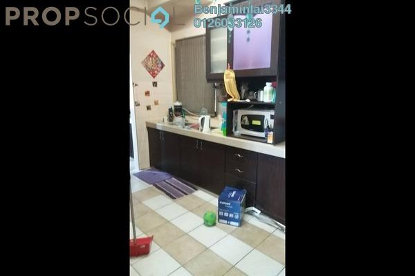 For Sale Condominium at Menara Menjalara, Bandar Menjalara Freehold Fully Furnished 3R/2B 450k