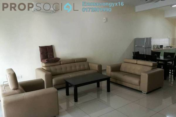 For Sale Terrace at Perdana Residence 2, Selayang Freehold Semi Furnished 5R/5B 1.43m