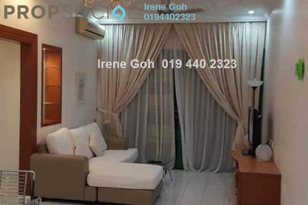 For Rent Condominium at Tanjung Park, Tanjung Tokong Freehold Fully Furnished 3R/2B 1.9k