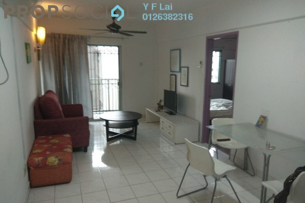 For Sale Condominium at Arena Green, Bukit Jalil Freehold Fully Furnished 2R/1B 308k