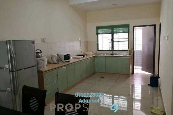 For Sale Terrace at Perdana Residence 2, Selayang Freehold Semi Furnished 5R/6B 1.43m