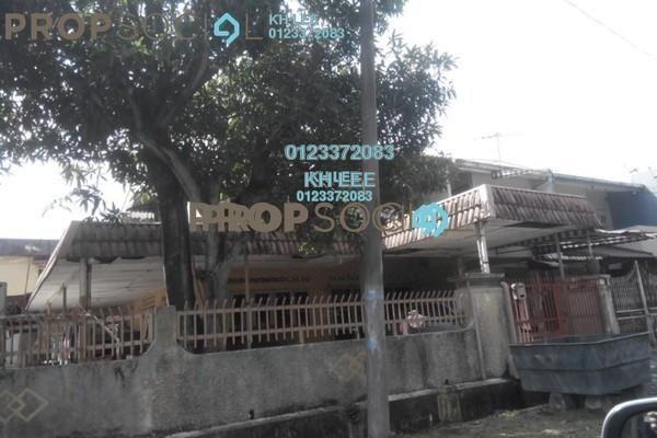For Sale Terrace at Batu 2, Klang Freehold Unfurnished 4R/3B 638k